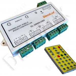 DiscoLux DL-SM400-DMX